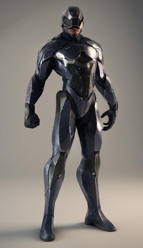 #Robocop 2013 ? #Crysis or #Raiden style?