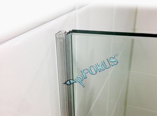 Glass Shower Door Seal Frameless Door Seals With Images