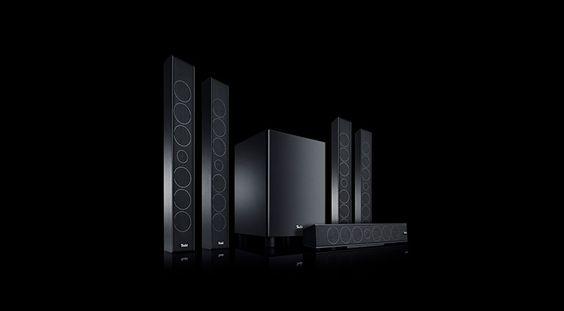 Als extrem schlankes, sehr flexibles Heimkino-System bewirbt Lautsprecher Teufel GmbH das neue Teufel Varion Lautsprecher-System, das sowohl als 2.1-Set, 5.1-Set, sowie weiteren Variationen mit verschiedenster Elektronik offeriert wird.