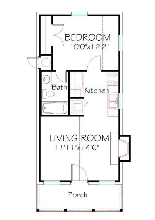 Small Barndominium Floor Plans Images