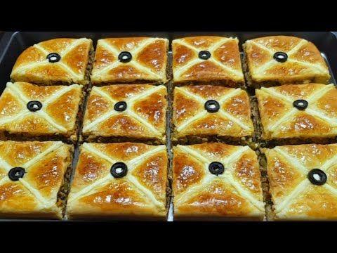 فطائر فطائر محشية في الفرن للعشاء حجم عائلي ياسلام على بنتهوم ضروري تجربوهوم فطيرة فطائر تركية Youtube Cooking Recipes Cooking Food