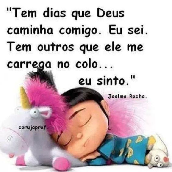Deus sempre comigo!: