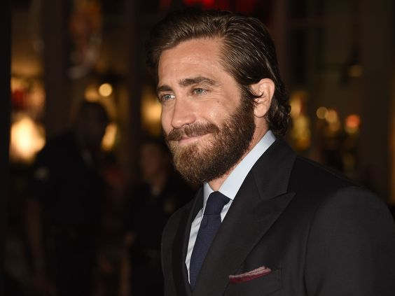 "Jake Gyllenhaal arrives for the premiere of ""Everest,"" on Wednesday, at the TCL Chinese Theatre in Hollywood,.  Robyn Beck, AFP/Getty Images"
