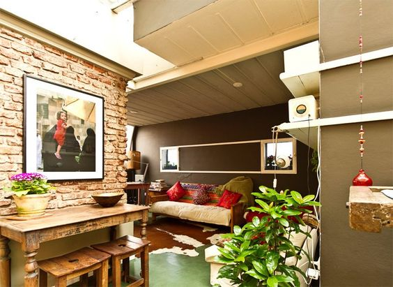 Angela and John's Eclectic Argentine Casa