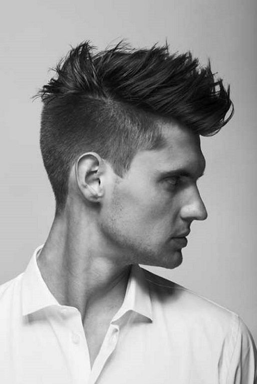 36 trendy hairstyle ideas for mens 2018 | Mohawk hairstyles ...