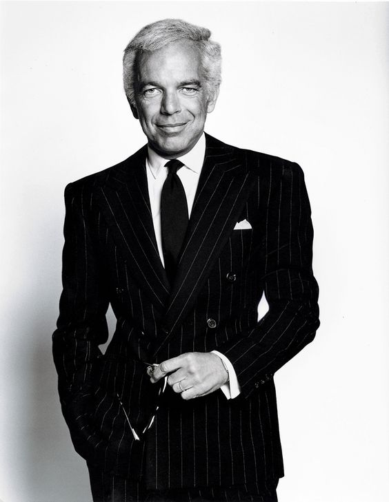 Ralph Lauren (born Ralph Lipschitz, October 14, 1939) is an American fashion