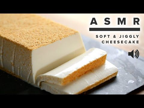 Asmr Baking Soft Jiggly Cheesecake Tasty For The Best Experience Use Headphones Sit Back Relax And Enjoy This Soft Jiggly Cheesecake Tasty Cheesecake