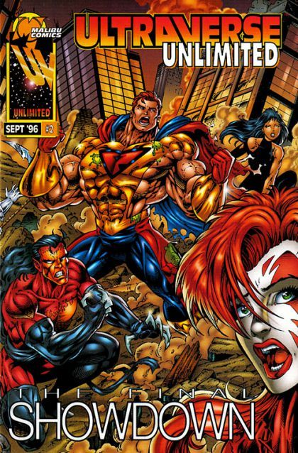malibu comics | Ultraverse Unlimited #2