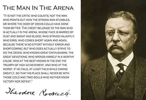 Pin By Suzanne Benitez On Gideon Teddy Roosevelt Teddy Roosevelt Quotes Most Famous Quotes