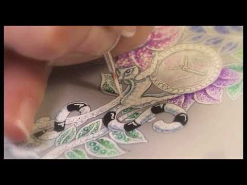 The Making of the Makis Decor High Jewellery Timepiece