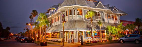 Hurricane Seafood Restaurant St Pete Beach Fl