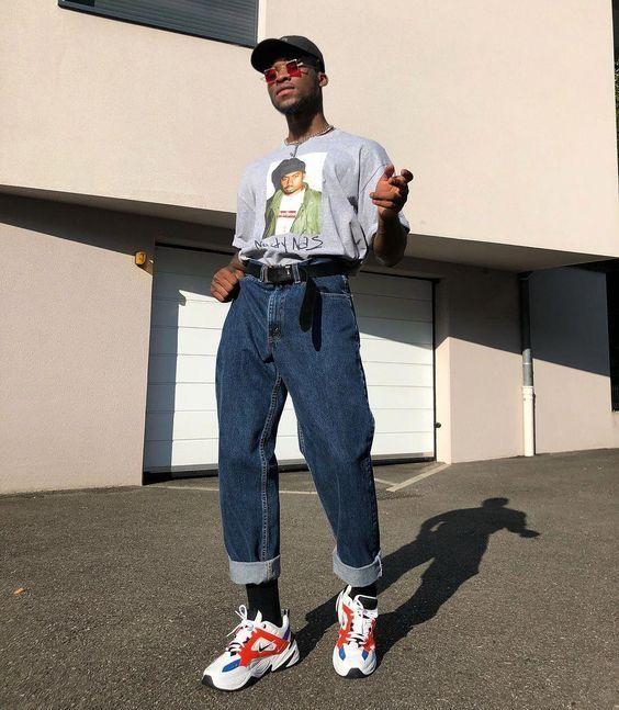 Bragga Streetwear Men Outfits Streetwear Outfit Mens Fashion Streetwear