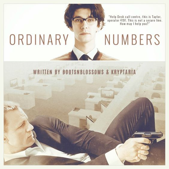 Cover art for 'Ordinary Numbers'