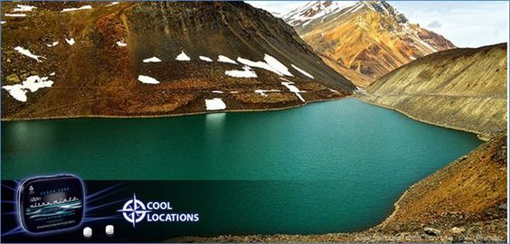 DidYouKnow: This beautiful Suraj Tal lake located in Himachal Pradesh is the 3rd highest lake in India and the 21st highest in the world?