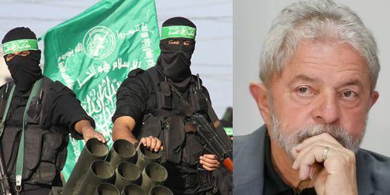 PT através de Lula e Dilma doam dinheiro público, dinheiro dosbrasileirospara o terror. Dinheiro esseque deveria ser usado para saneamento básico, saúde, educação,segurança, infra-estrutura, com…