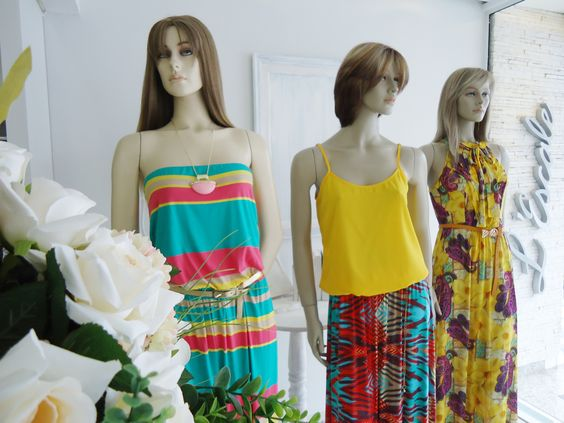 Vitrine da Semana Femme: 25/10 à 31/10 - Verão Fashion