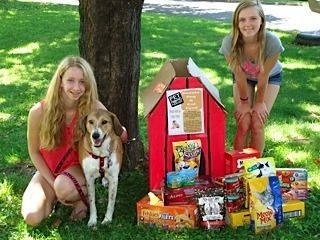 Teens start food pantry for pets | Goshen and Chester NY | Local News: