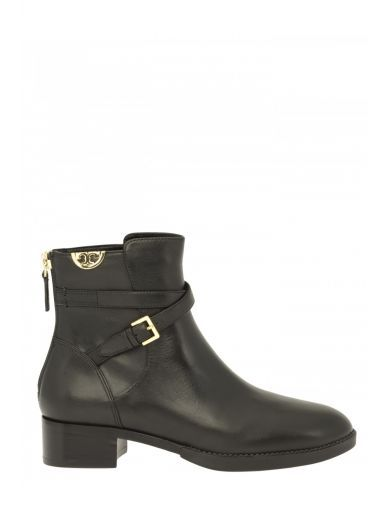 TORY BURCH Tory Burch Smooth Leather Boots. #toryburch #shoes #boots