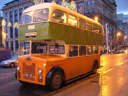Leyland Titan PD2 L163 Alexander ex Glasgow Corporation Transport by Patrick_Glesca, via Flickr
