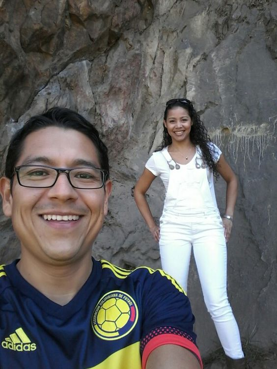 Selfie en las Rocas