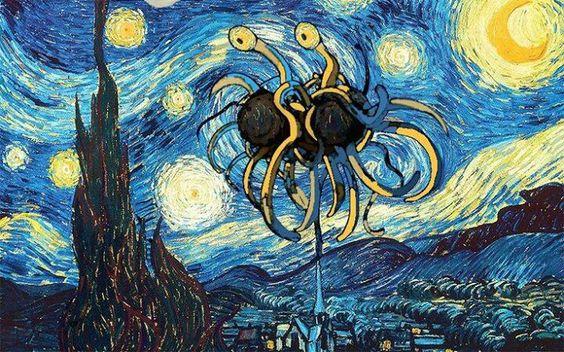 Flying spaghetti night