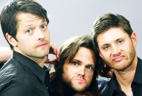 GUYS of Supernatural!!!!! ahahaha