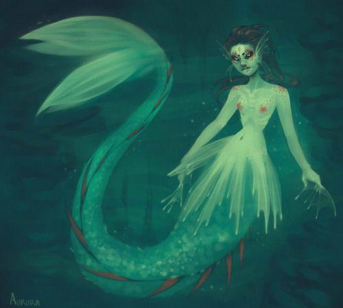 Aurora: Deep Sea Mermaid