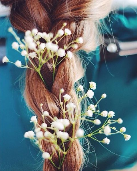 »lovely little braids« • Photo by @lavender.lungs her photos are always the best and so lovely • One more winner!