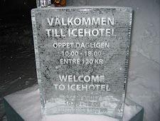 Welkom in het orginele ijshotel
