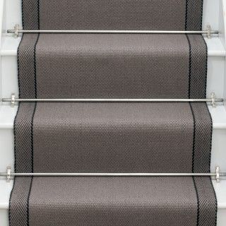 Products   Runners for stairs and halls   Neutral/Black - Roger Oates Design
