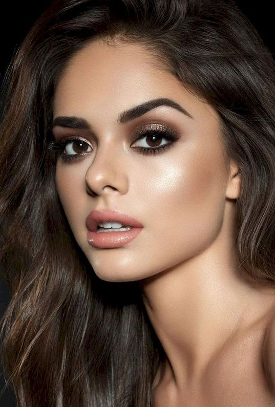 Scintillating Makeup Tips For The Brown Eyed Beauties Natural