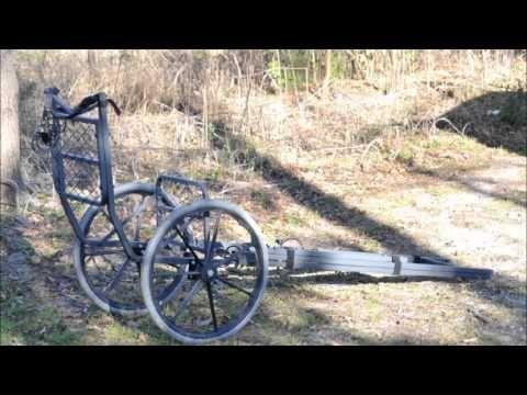 diy ladder tree stand deer cart for under 100. Black Bedroom Furniture Sets. Home Design Ideas