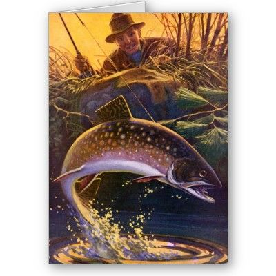 We Fish You A Merry Christmas Greeting Cards from http://www.zazzle.com/fly+fisherman+christmas+cards