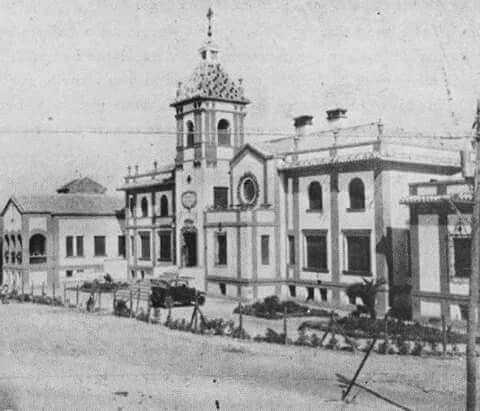 Córdoba cruz roja de Córdoba 1935