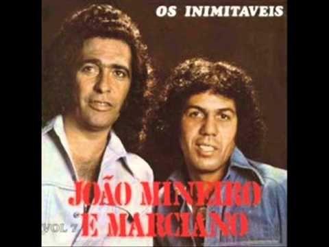 Joao Mineiro Marciano Amanheco No Bar Youtube Joao Mineiro
