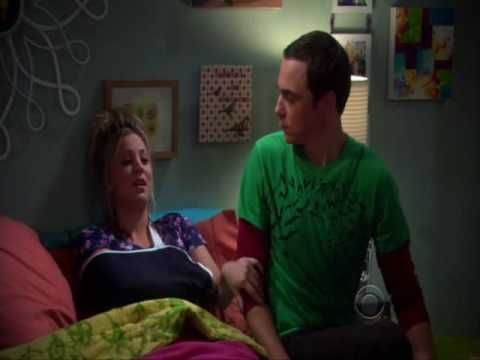 """Sheldon and Penny sing """"Soft Kitty"""". awwww! <3: Awwww Big, Bang Episode, Penny Singing, Singing Soft, Adhesive Duck, The Big Bang Theory"""
