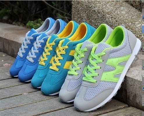 Colors: yellow, green, grey  Size: 39,40,41,42,43,44