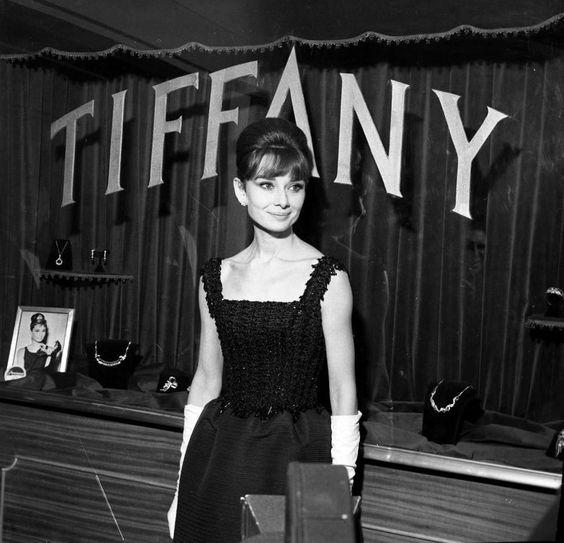 "Audrey Hepburn at the ""Breakfast at Tiffany's"" premiere. Cinema Fiammetta in Rome, November 1961"