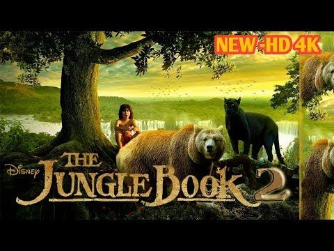 The Jungle Book 2 Trailer Official Trailer Upcoming Hollywood Movies 2019 2020 Youtube The Jungle Book 2 Jungle Book Video Trailer