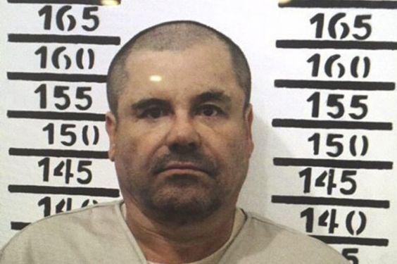 13 janvier 2016 - L'obsession de «El Chapo» pour l'actrice Del Castillo l'a perdu.