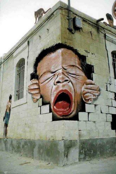 Scream! #streetart