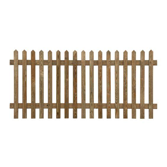 Staket staket tryckimpregnerat : Skagen Staket 150x70 cm Produktinformation: Tryckimpregnerat ...