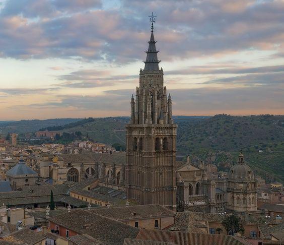 Catedral de #Toledo #patrimonio #turismo