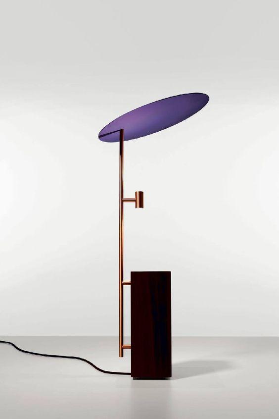 Claudia Moreira Salles for Lumini | Visit http://modernfloorlamps.net for more…