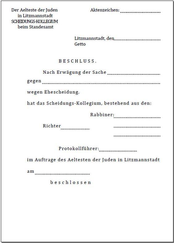 Printable Divorce Certificate Divorce Papers – Sample of Divorce Decree