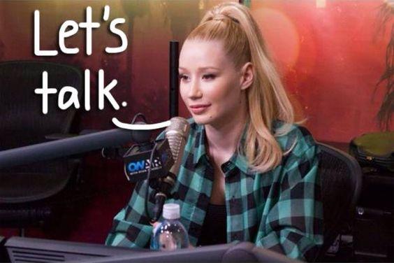 #IggyAzalea talks about her rumored feud with #BritneySpears!