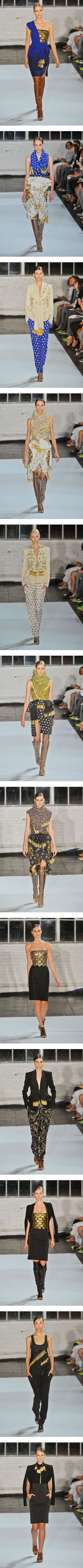 """""""Altuzarra Spring 2013 NYFW"""" by polyvore-editorial ❤ liked on Polyvore"""
