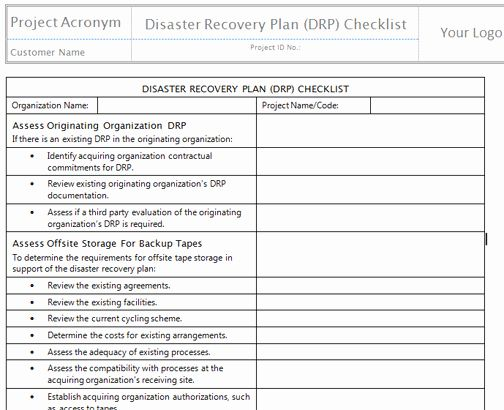 Simple Disaster Recovery Plan Template New Disaster Recovery Plan Template In 2021 How To Plan Doctors Note Template Disaster Recovery