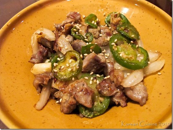 Made this for dinner!  Excellent alternative to fried gizzards, which I love.  And its cheap!