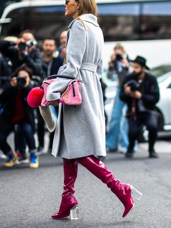 Vinil: A tendência que vai dar um UP nos... - FashionBreak